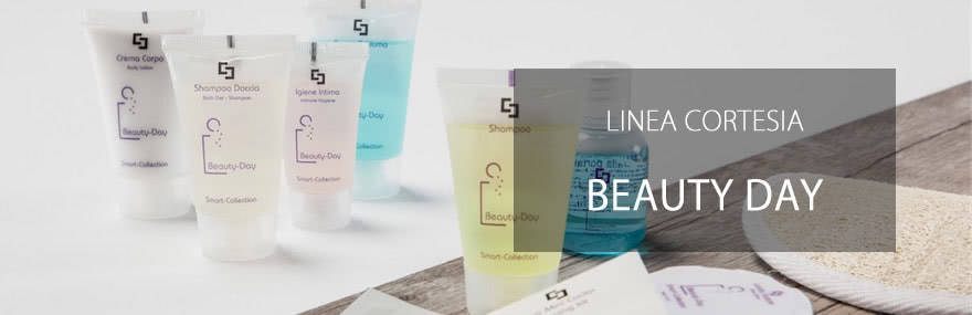 Linea cortesia Beauty Day