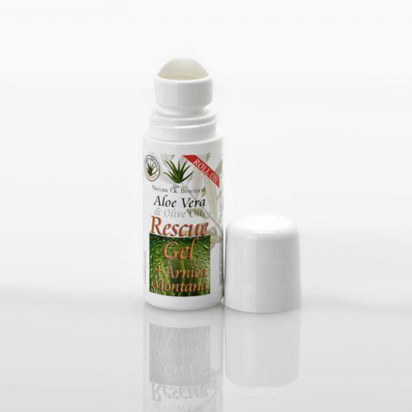 Rescue Gel Aloe Vera Olive Oil N B