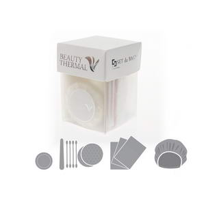 Set da bagno cubo Beauty Thermal