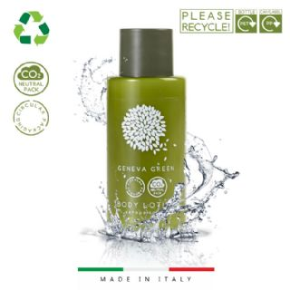 Crema corpo 40ml Geneva Green